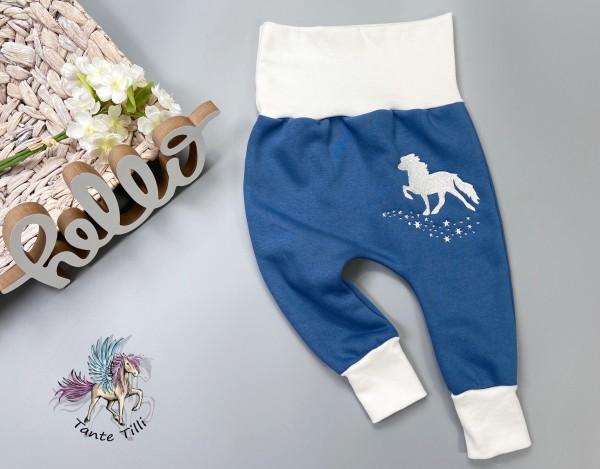 Baggypants # Sternentölter # 68 hellblau