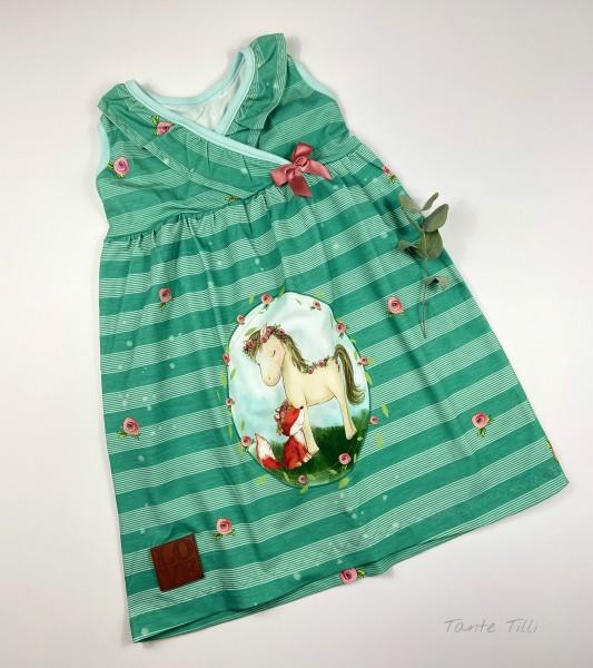 Kleid Gr. 98/104 Pony