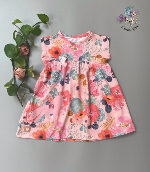 Kleid # Blumen # 80/86