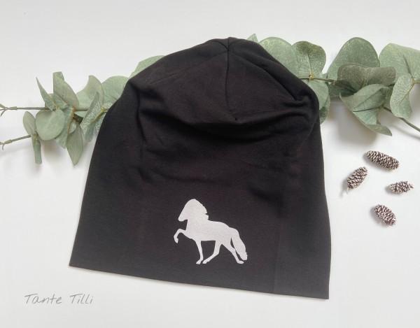 REFLEKTOR Mütze schwarz - Einheitsgröße - Tölter