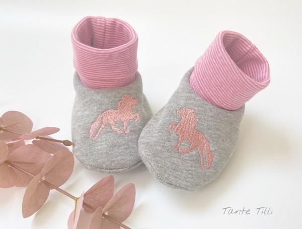 Tölterpuschen New Born - rosa