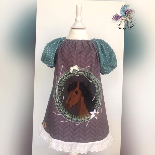 Tunika - Kleid Gr. 104